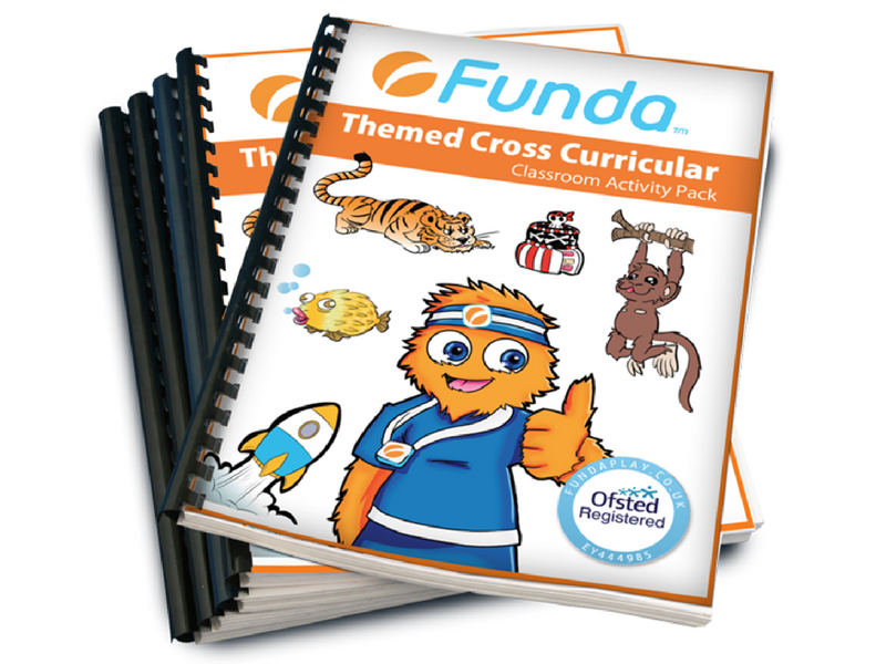 FUNDA Cross Curricular Classroom Activity Pack