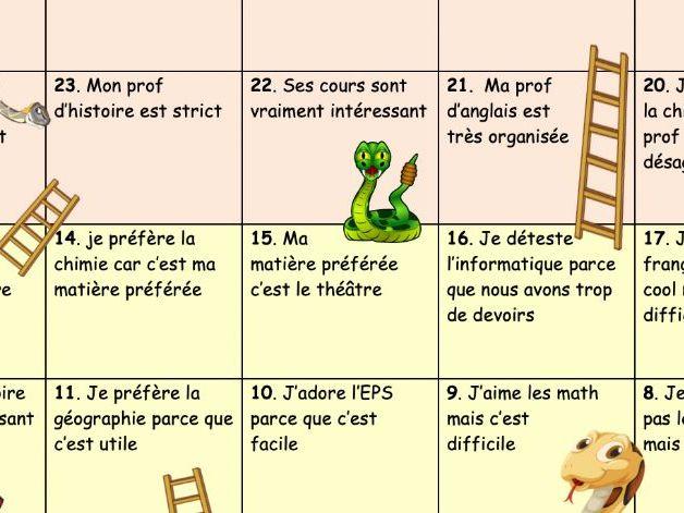 Snake & Ladders (school)
