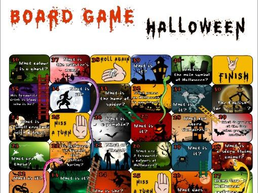 "boardgame ""halloween"""