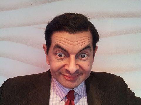 Slow Writing task - Mr. Bean theme - KS2/KS3