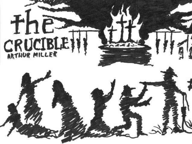 The Crucible by Arthur Miller Unit of Work