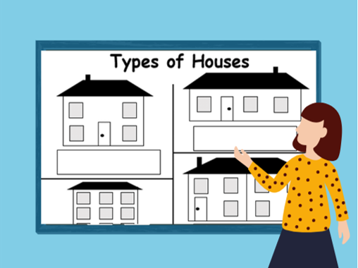 Houses and Home - Types of Houses