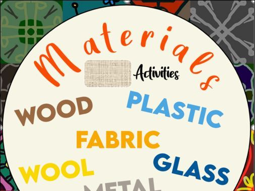 Materials and Activities KS1