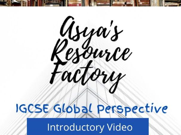 A Brief Intro to Global Perspectives