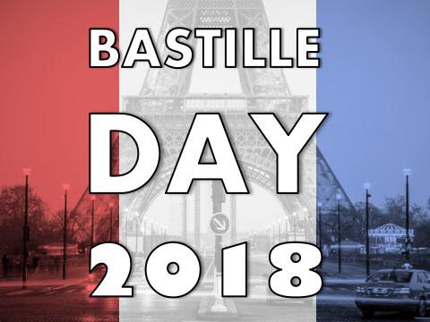 Bastille Day Presentation/ Lesson 2018 – La Fete Nationale, French Revolution, Assembly  14 Juillet