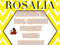 ROSALÍA: SPANISH MUSIC (FLAMENCO). PROJECT BASED LEARNING