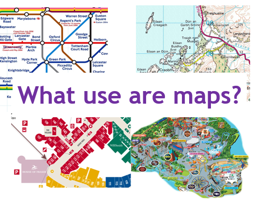 MAP SKILLS - 9 Lessons and Assessment.