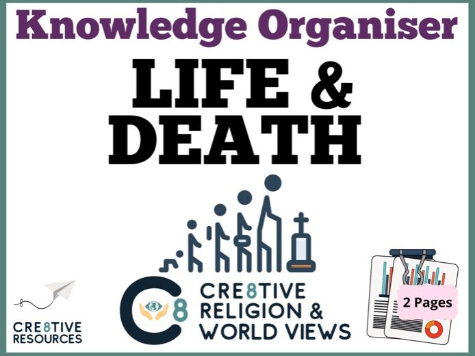 Life and Death Knowledge Organiser