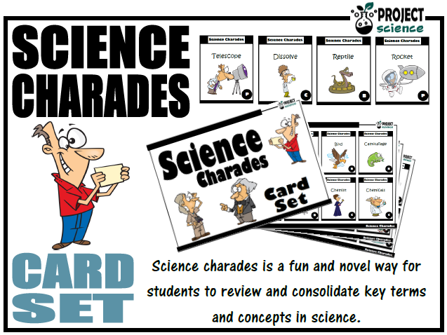 Science Charades