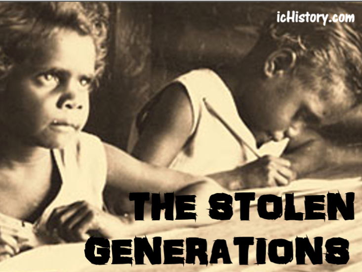 Australian Assimilation and the Stolen Generation by AndarialZA ...