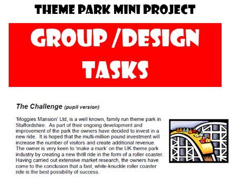 End of term project: Theme Park
