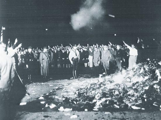 Nazi propaganda and censorship - AQA GCSE (9-1) Germany: 1890-1945 Lesson 27