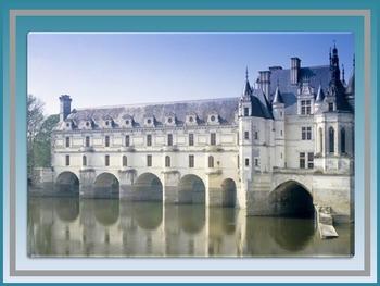 Château de Chenonceau French Castle PowerPoint