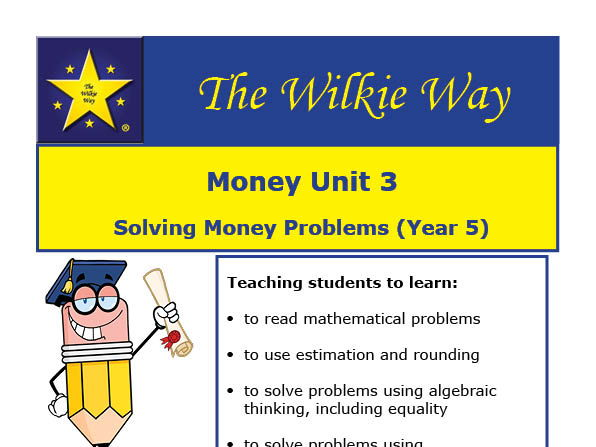 Solving Money Problems (Y5)
