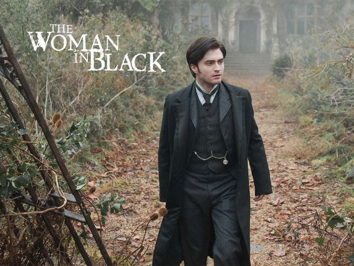 Woman in Black- Gothic Genre Lesson