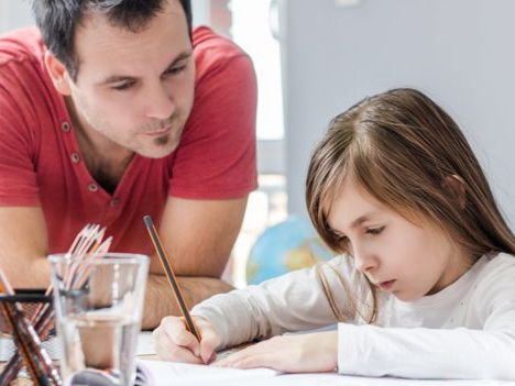 Homework Opinions - reading comprehension