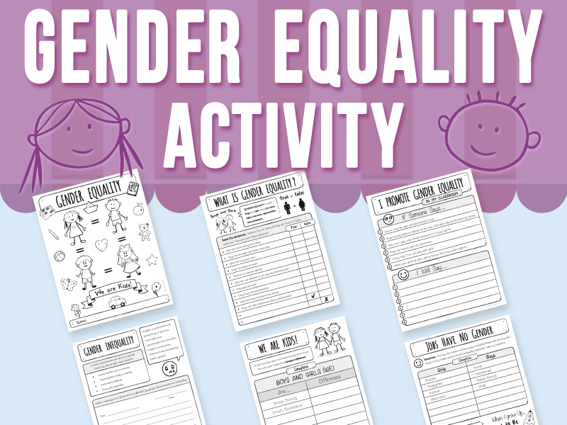Gender Equality Activity