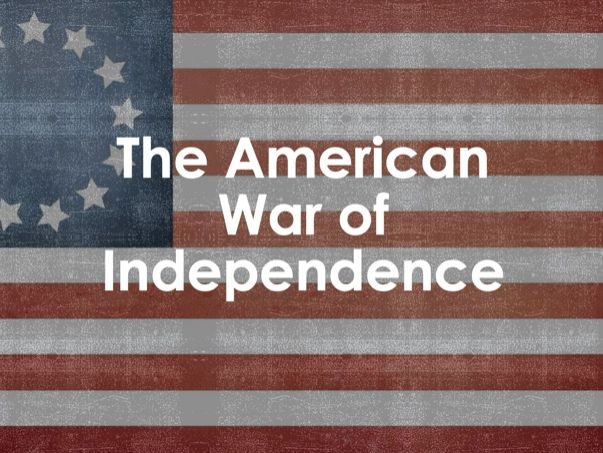 AQA 9-1 American War of Independence (Migration L21)
