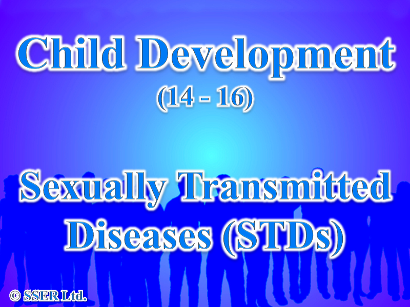 4.5 Child Development - Sexually Transmitted Diseases (STDs)