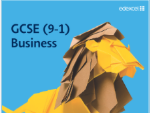 Edexcel GCSE 9-1 Business 2.2 Changing business aims/objectives