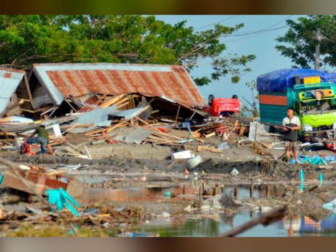 Sulawesi Tsunami