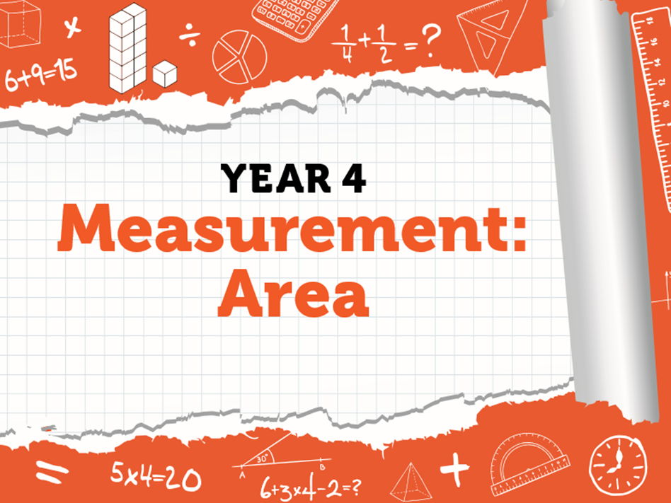 Year 4 - Measurement: Area - Spring week 4- What is area? Counting square and making shapes
