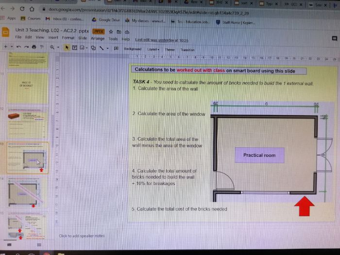 EDUQAS - Unit 3 - Constructing the Build Environment