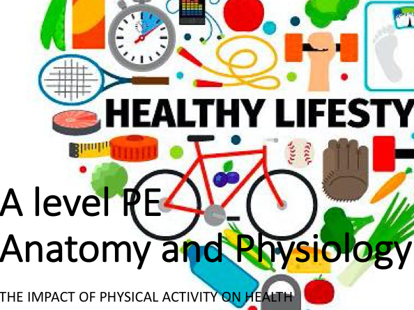 AQA A Level PE Anatomy and Physiology (Lifestyle Diseases) Powerpoint