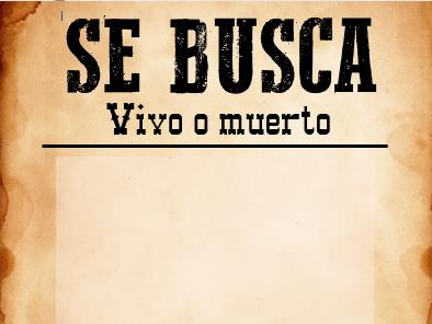 Se busca (spanish)