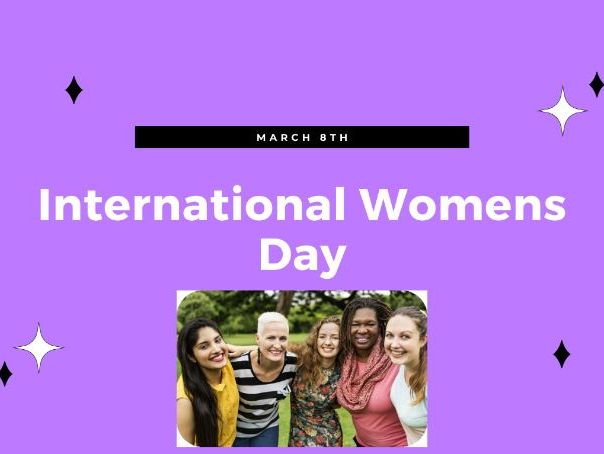 Bundle of International Womens Day 8th March resources
