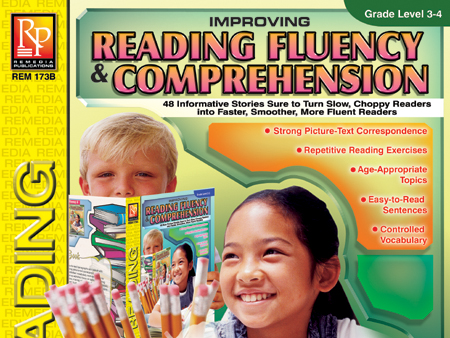Improving Reading Fluency & Comprehension (Grades 3-4)