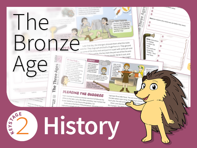 KS2 History - The Bronze Age (Research Pack)