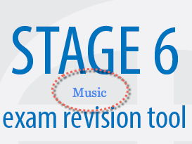 HSC Music Aural Examination preparation and revision