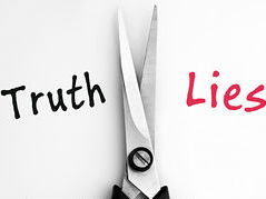 Devising Theatre Stimuli Pack - Truth & Lies -Images, Poems, Articles, Quotes etc. Drama Theme/Topic
