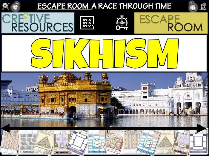 Sikhism Escape Room