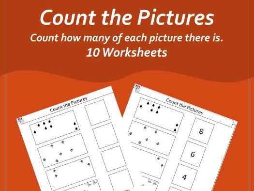 Count the Pictures (Early Years Maths)