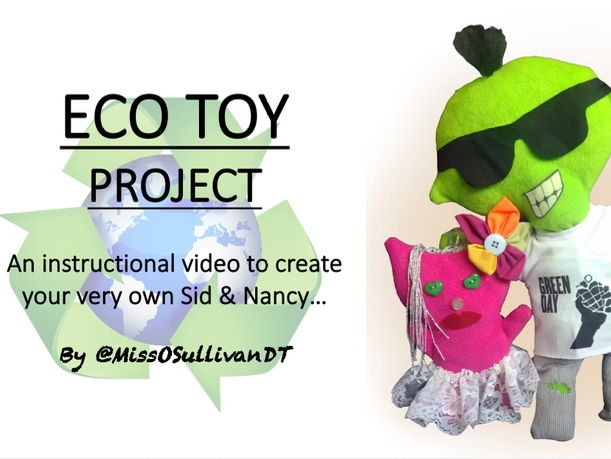 Instructional How To Video for Eco Friendly Stuffed Soft Toy Assembly