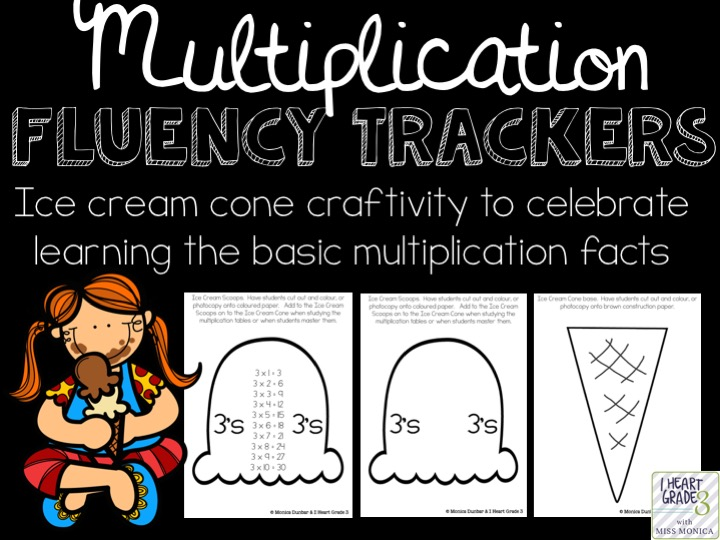 Multiplication Fluency Tracker