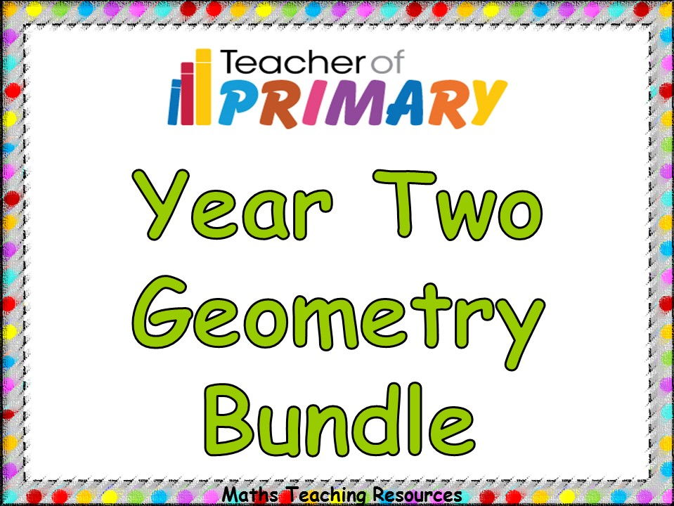 Year 2 Geometry Bundle