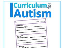 "Life Skills ""What Should I Do?"" Worksheets, Autism, Special Education , SEND, Upper Primary"