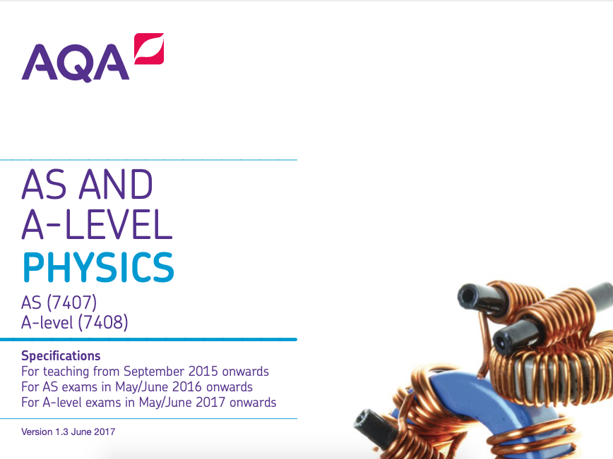 Fields AQA Physics A Level Resources