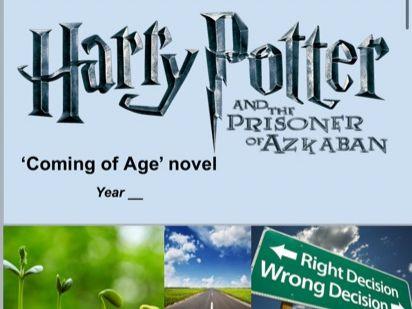 Harry Potter and the Prisoner of Azkaban full scheme