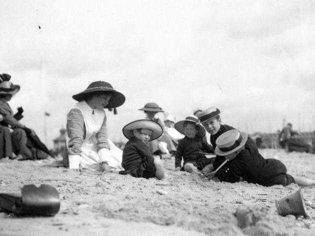 Victorian seaside holidays in Suffolk