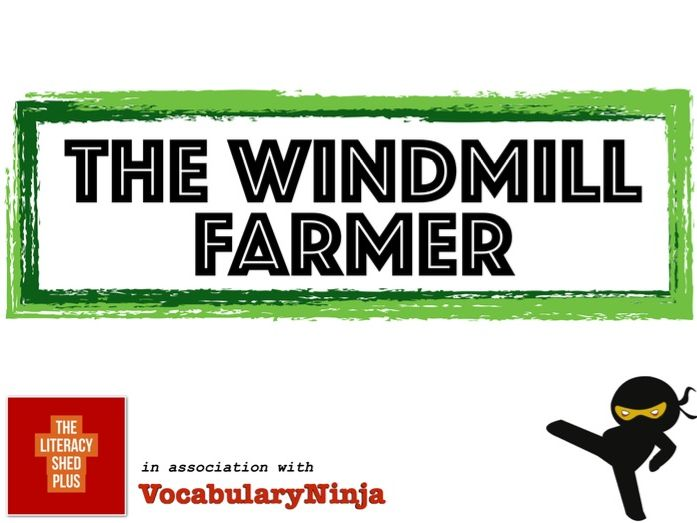 The Windmill Farmer Vocabulary Pack