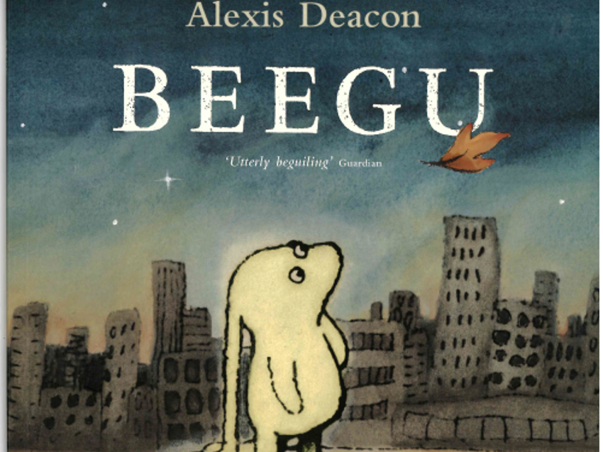 Beegu By Alexis Deacon   Teaching Resources