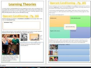 OCR A Level PE - Skill Acquisition ILT4 - Learning Theories and Stages of Learning