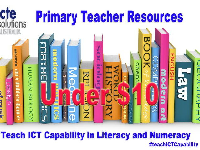 Teach ICT Capability in Year 2 Numeracy