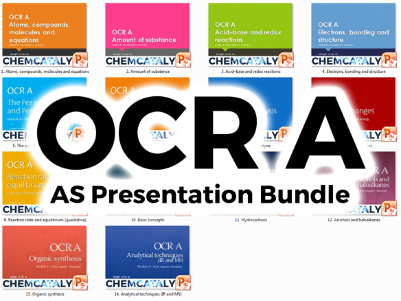OCR A Presentation Bundle