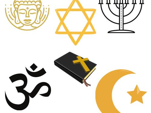 Religious Symbols & Founders Bundle