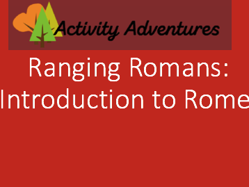Introduction To Rome